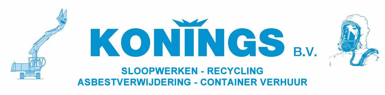 Konings Sloopwerken Logo